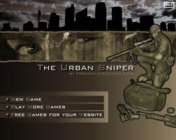 Urban Sniper  (Miesto snaiperis)