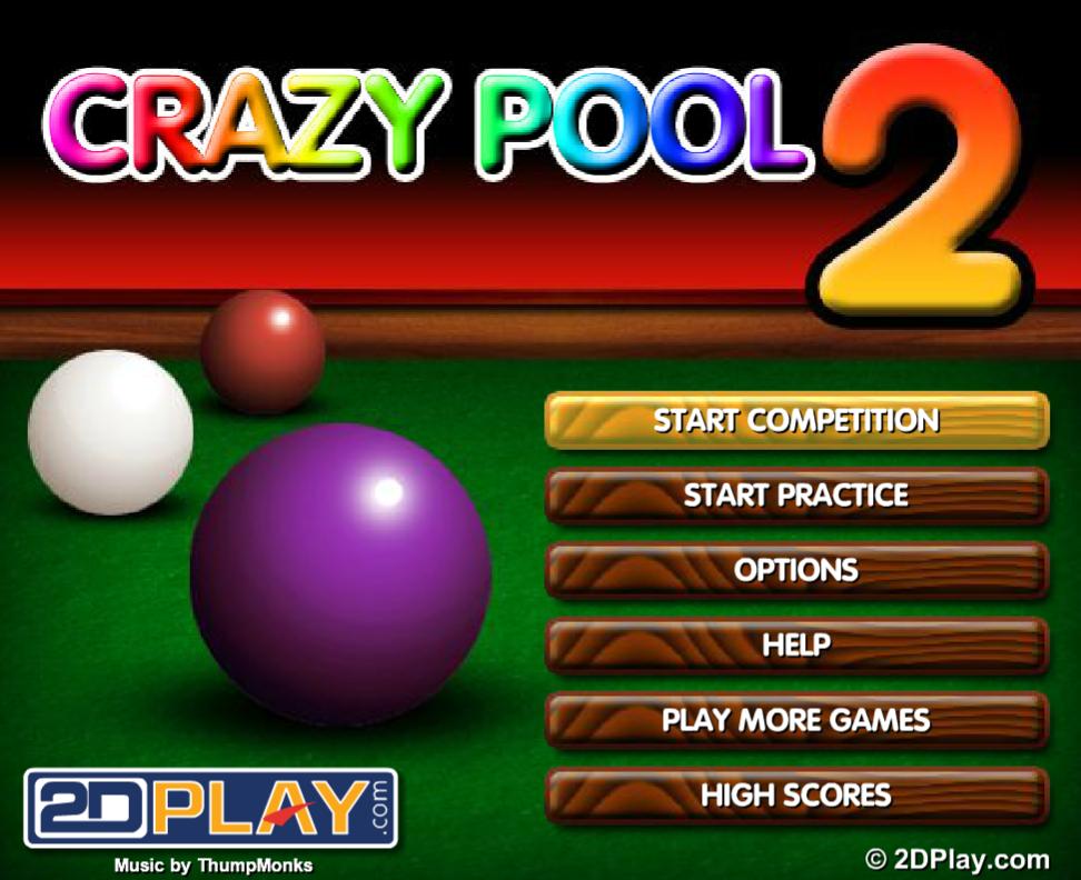 Crazy pool  (Beprotiškas pulas)