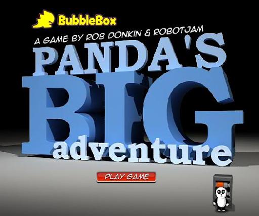 Pandas big Adventure  (Pandos nuotykiai)