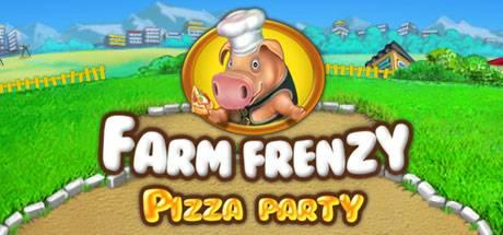 Farm Frenzy: pizza party  (Pašėlusi ferma: pica)