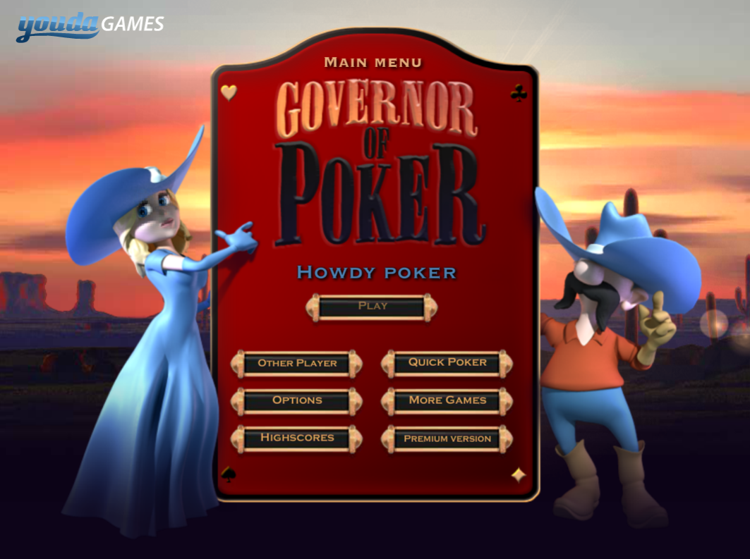 Governor of poker  (Pokerio bosas)
