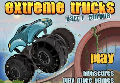 Extreme trucks  (Ekstremalūs visureigiai)