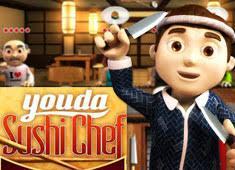Sushi chef  (Suši šefas)